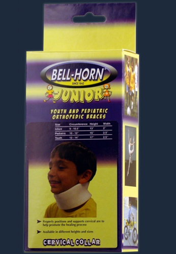Junior Cervical Collar Youth 2« High 12 -14 Circumference