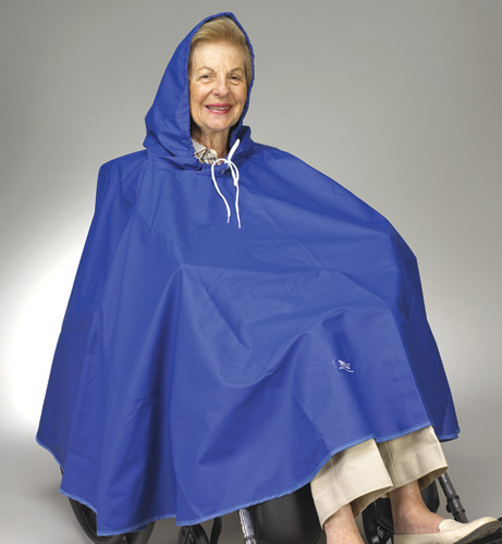 Rain Cape with Carrying Case Universal