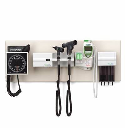 Diagnostic System Wall Mount Oto/Opth B/P Speculum Dispen