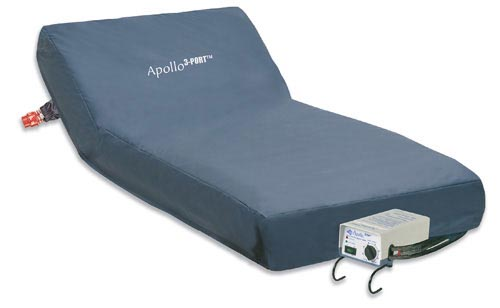Apollo 3-Port Low Air Loss Mattress & APP System