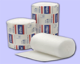 Artiflex Padding Bandages 3.9 x 3.3 yards case of 30