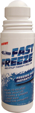 FastFreeze ProStyle® Therapy Gel 3oz Roll-On