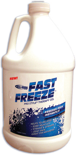 FastFreeze ProStyle® Therapy Gel 128oz (1 gal) Pump