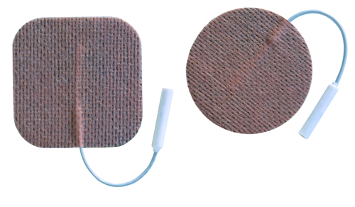 Electrodes First Choice 2000 2 Round Cloth Pigtail Pk/4