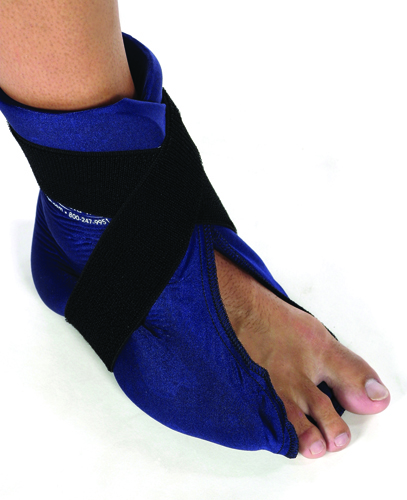 Elasto-Gel Hot & Cold Therapy Ankle Wrap