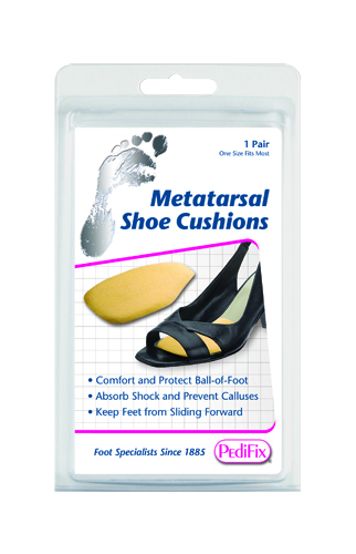 Metatarsal Shoe Cushions (Pr)